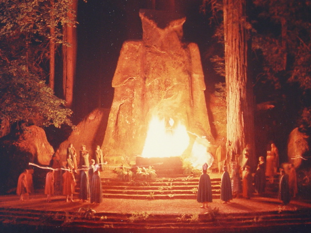 Image result for owl bohemian grove